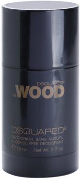 Dsquared2 He Wood desodorizante em stick para homens