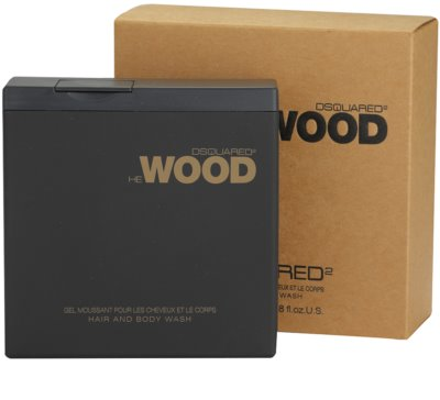 Dsquared2 He Wood sprchový gel pro muže 1