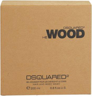 Dsquared2 He Wood sprchový gel pro muže 3