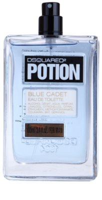 Dsquared2 Potion Blue Cadet woda toaletowa tester dla mężczyzn