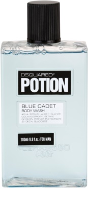Dsquared2 Potion Blue Cadet gel de duche para homens 2