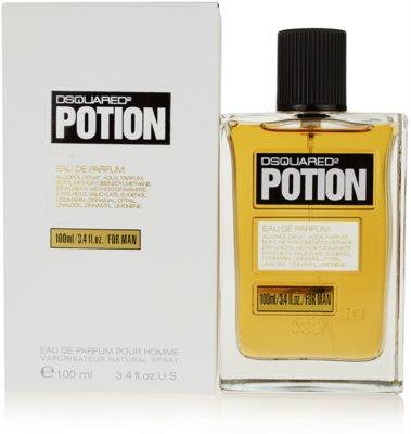 Dsquared2 Potion Eau de Parfum für Herren