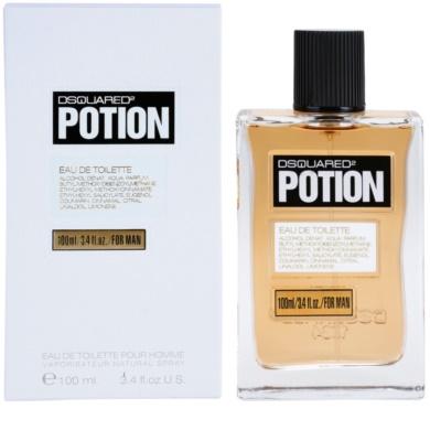 Dsquared2 Potion Eau de Toilette para homens