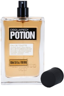 Dsquared2 Potion toaletná voda pre mužov 3