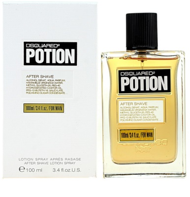 Dsquared2 Potion loción after shave para hombre