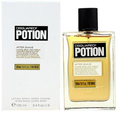 Dsquared2 Potion voda po holení pro muže