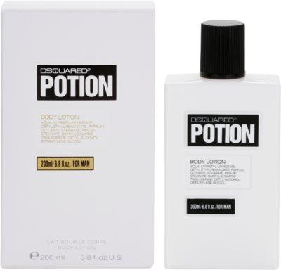 Dsquared2 Potion leite corporal para homens