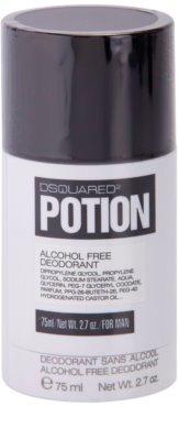 Dsquared2 Potion desodorante en barra para hombre