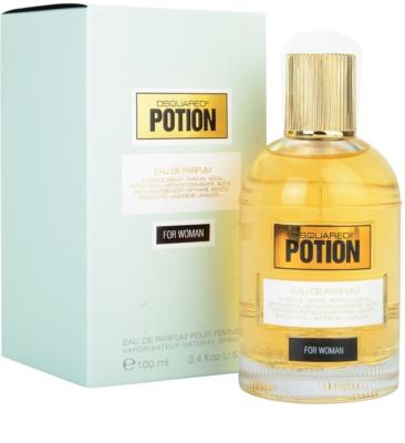 Dsquared2 Potion Eau de Parfum für Damen 1