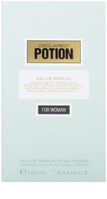 Dsquared2 Potion Eau de Parfum für Damen 4