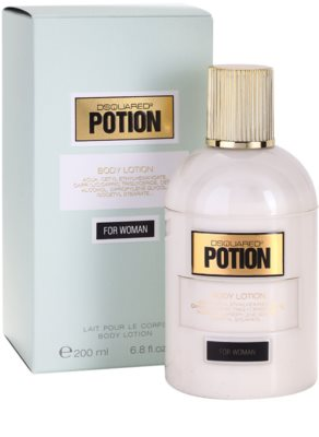 Dsquared2 Potion Body Lotion for Women 2