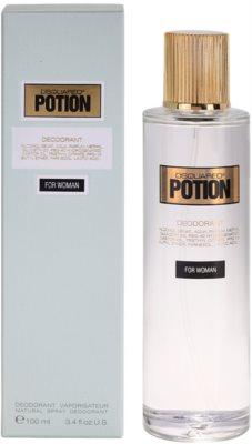 Dsquared2 Potion desodorante con pulverizador para mujer