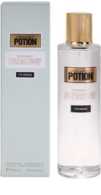 Dsquared2 Potion desodorizante vaporizador para mulheres