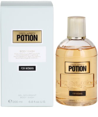 Dsquared2 Potion gel za prhanje za ženske