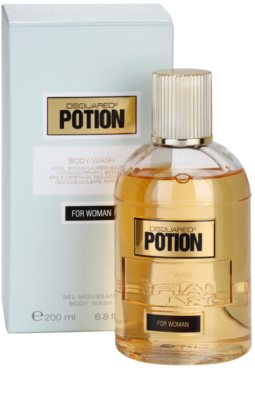 Dsquared2 Potion gel za prhanje za ženske 1