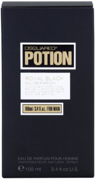 Dsquared2 Potion Royal Black Eau de Parfum für Herren 4