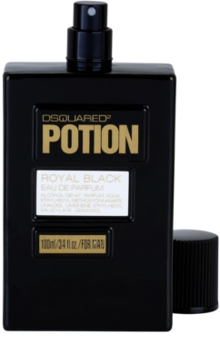 Dsquared2 Potion Royal Black Eau de Parfum für Herren 3