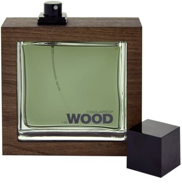 Dsquared2 He Wood Rocky Mountain eau de toilette para hombre 3