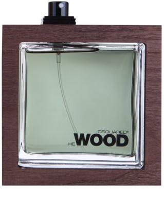 Dsquared2 He Wood Rocky Mountain eau de toilette teszter férfiaknak