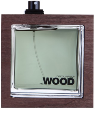 Dsquared2 He Wood Rocky Mountain toaletní voda tester pro muže