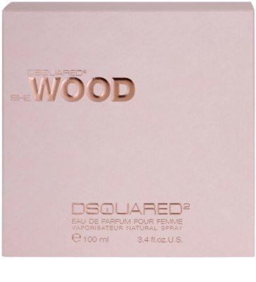 Dsquared2 She Wood eau de parfum nőknek 4