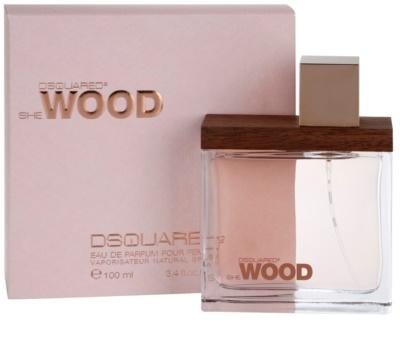 Dsquared2 She Wood eau de parfum nőknek 1