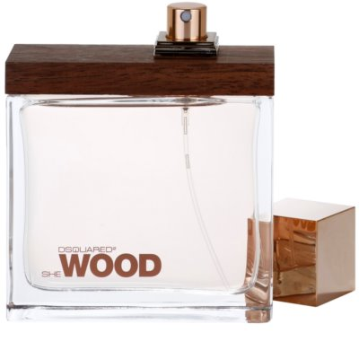 Dsquared2 She Wood eau de parfum nőknek 2