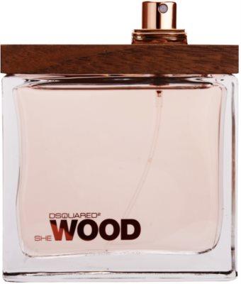 Dsquared2 She Wood eau de parfum teszter nőknek
