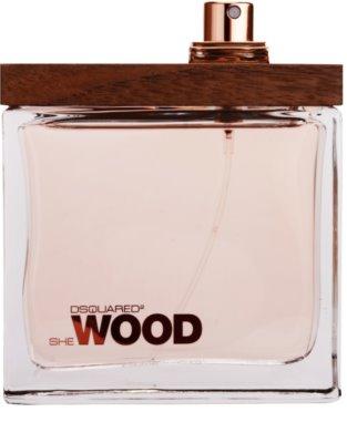 Dsquared2 She Wood parfémovaná voda tester pre ženy