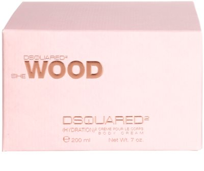 Dsquared2 She Wood krema za telo za ženske 3