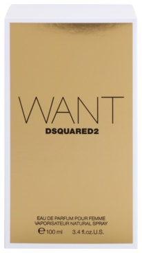 Dsquared2 Want parfumska voda za ženske 4