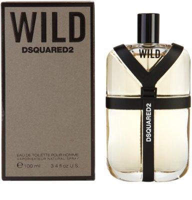 Dsquared2 Wild toaletna voda za moške
