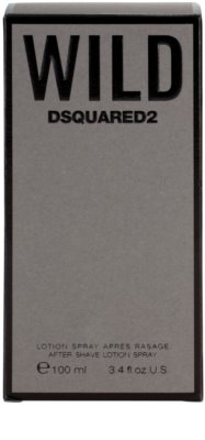 Dsquared2 Wild After Shave für Herren 4