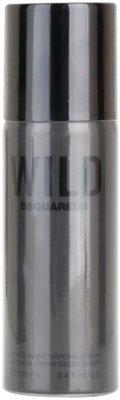 Dsquared2 Wild deodorant Spray para homens