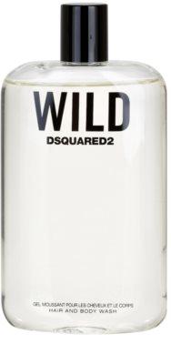 Dsquared2 Wild żel pod prysznic dla mężczyzn 2