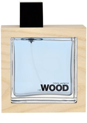 Dsquared2 He Wood Ocean Wet Wood Eau de Toilette para homens 2