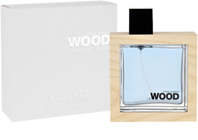 Dsquared2 He Wood Ocean Wet Wood eau de toilette férfiaknak