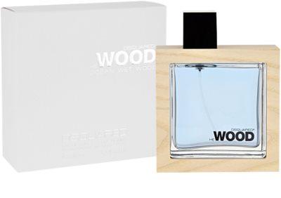 Dsquared2 He Wood Ocean Wet Wood туалетна вода для чоловіків