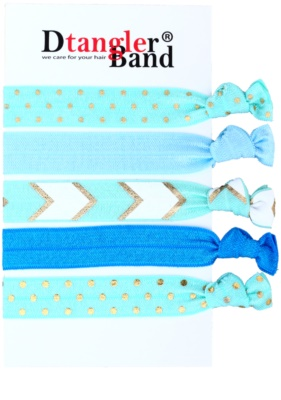 Dtangler DTG Band Set ластици за коса 5 бр