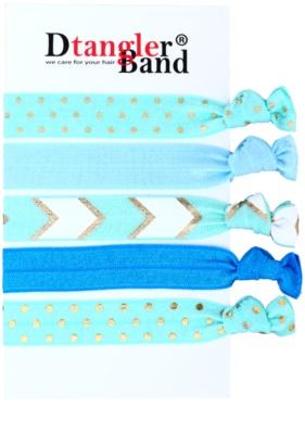 Dtangler DTG Band Set Elastice pentru par 5 bucati