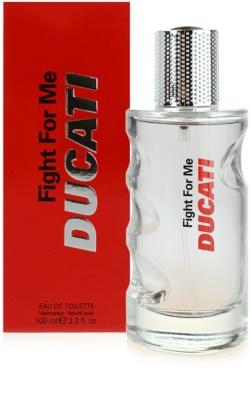 Ducati Fight For Me toaletna voda za moške