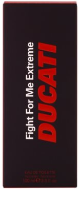 Ducati Fight For Me Extreme Eau de Toilette para homens 4
