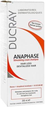 Ducray Anaphase stimulacijski kremasti šampon proti izpadanju las 2