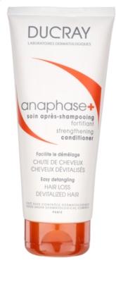 Ducray Anaphase + balsam pentru indreptare impotriva caderii parului