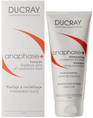 Ducray Anaphase + posilující a revitalizující šampon proti padání vlasů 1