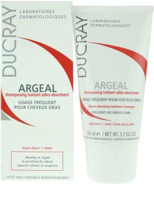 Ducray Argeal champú para cabello graso 1