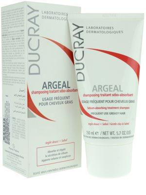 Ducray Argeal champú para cabello graso 2