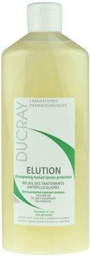 Ducray Elution champô para o couro cabeludo sensível