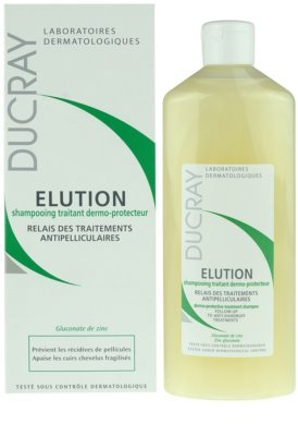 Ducray Elution szampon do skóry wrażliwej 1