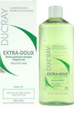 Ducray Extra-Doux šampon pro časté mytí vlasů 1